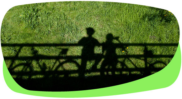 A family cycling holiday in Norfolk