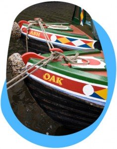 Narrow-boat hire