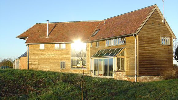 Eco open homes Forest of Dean